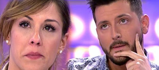 Manu y Susana están descontentos con el programa.