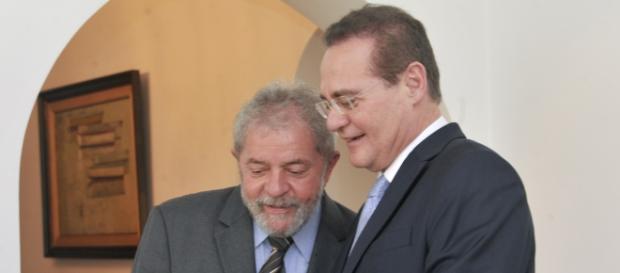Renan Calheiros apresentou propostas para Dilma