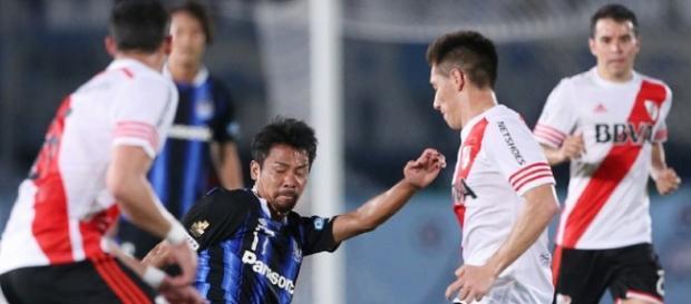 River vence e é campeão da Copa Suruga (Foto: AFP)