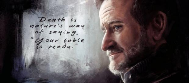 Robin Williams, an American actor (photo: nixuboy)