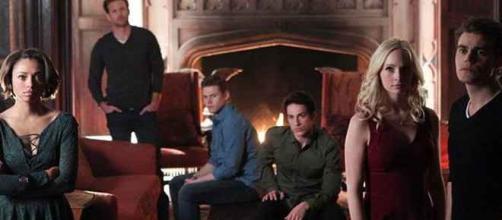 Colpi di scena in the vampire diaries 7