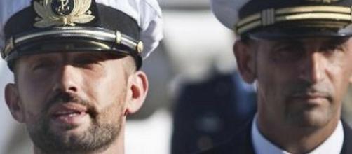 I marò, Salvatore Girone e Massimiliano Latorre.