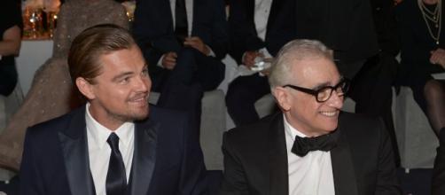 Leonardo Di Caprio e Martin Scorsese