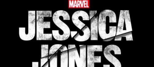 Presentación oficial del logo de Jessica Jones