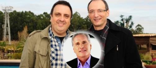 Roberto Justus substituirá Britto Jr. em A Fazenda