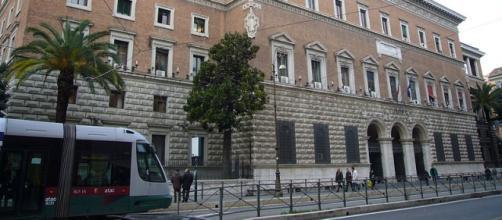 Roma: Ministero della Giustizia