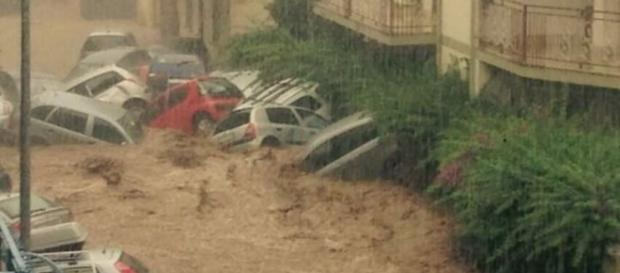 Alluvione in Calabria: drammatica la situazione