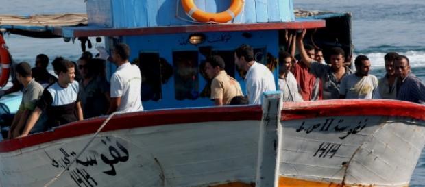 Aumenta l'emergenza migranti anche in Grecia