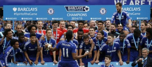 Chelsea won the title in a season of two halves.