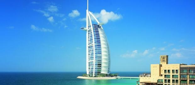 Dubai la ciudad del más y del lujo