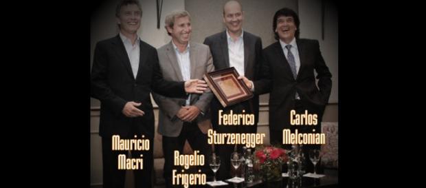 Equipo económico de Mauricio Macri (PRO-Cambiemos)