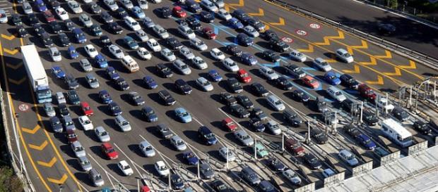 Esodo estate: previsioni traffico Ferragosto 2015