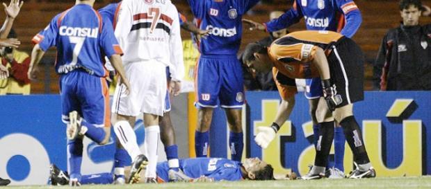 Morte de Serginho chocou o futebol brasileiro