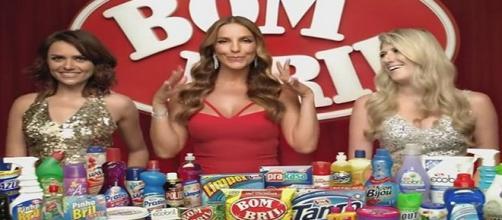 Garotas propagandas da Bombril ofende os homens