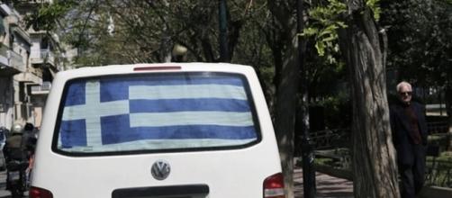 Grecia, boom della vendita delle auto