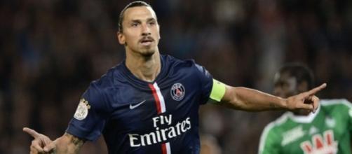 Zlatan Ibrahimovic, obiettivo del Milan