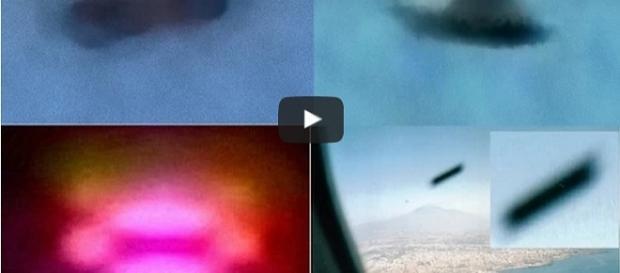 Avvistamenti UFO e news 2015: immagini dall'Italia