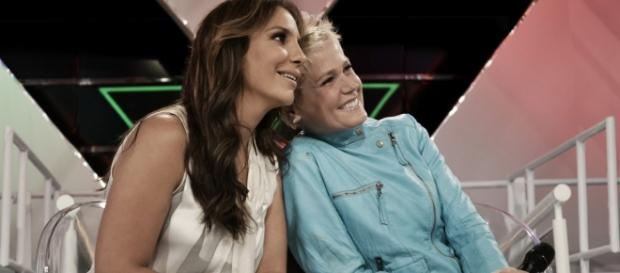 Ivete Sangalo 'dá cano' em Xuxa por causa da Globo