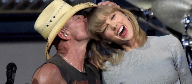 Taylor Swift pensa em ter filhos.