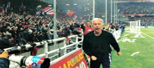 Scoglio e il Genoa, un legame unico