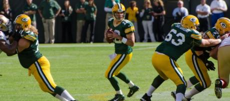 Aaron Rodgers starts his 11th season for the Pack