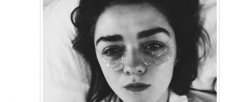 Arya Stark interpretado por Maisie Williams
