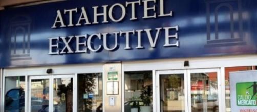 L'AtaHotel Executive, sede principale del mercato