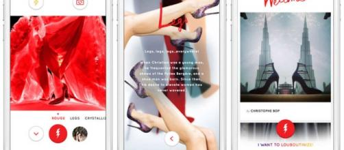 Louboutonize: the new app of Christian Louboutin