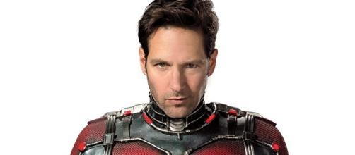 Paul Rudd è Scott Lang, ovvero Ant-Man.