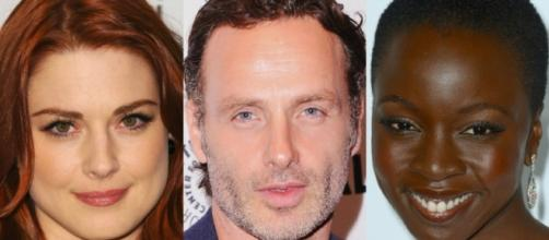 The Walking Dead, A. Breckenridge e Andrew Lincoln