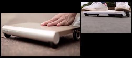 WalkCar: la patineta del futuro