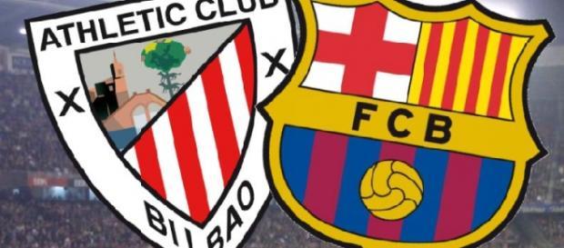 Bilbau e Barcelona jogam hoje às 21:00
