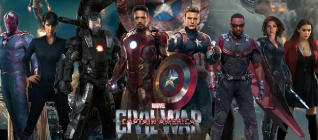 Capitán América: Civil War nos trae novedades