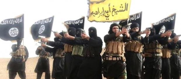 Forze armate dell'Isis, foto Il Giornale