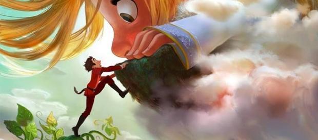 Gigantic, filme da Disney rodado na Espanha.