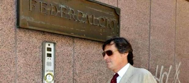 Stefano Palazzi, procuratore federale