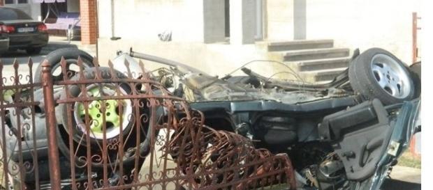 un accident tragic s-a produs in Satu Mare