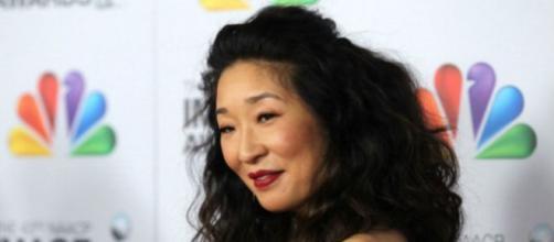 Grey's Anatomy: Sandra Oh alias Cristina Yang