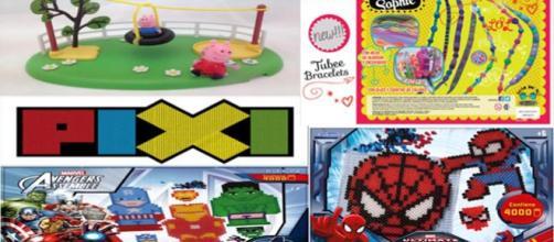 Los juguetes son la base del trabajo de AADEJA