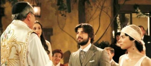 Maria e Martin si sposano a Il Segreto