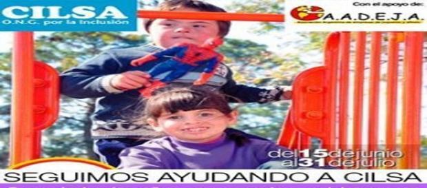 AADEJA y CILSA trabajan en conjunto para los niños