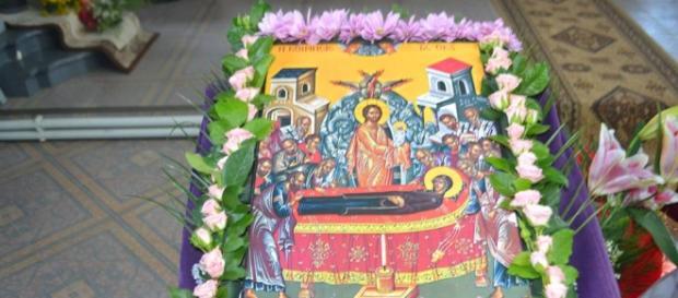 Adormirea Maicii Domnului sau Sântă Măria Mare