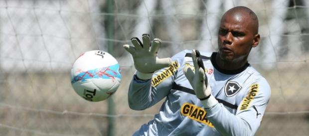 Atualmente, goleiro tem 396 jogos pelo Botafogo