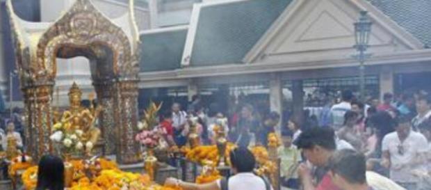 Erawan Shrine, il tempio colpito dalla strage