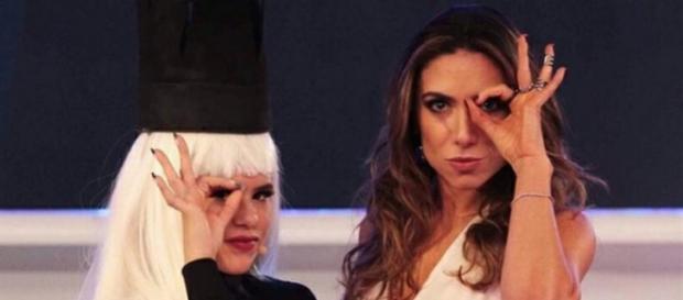 Maísa vai imitar a cantora Lady Gaga