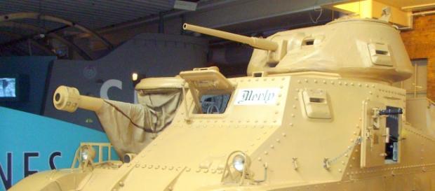 Nowoczesny czołg na wyposażeniu NATO