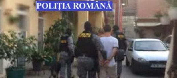 Sergio Morate, de 30 de ani reţinut la Lugoj