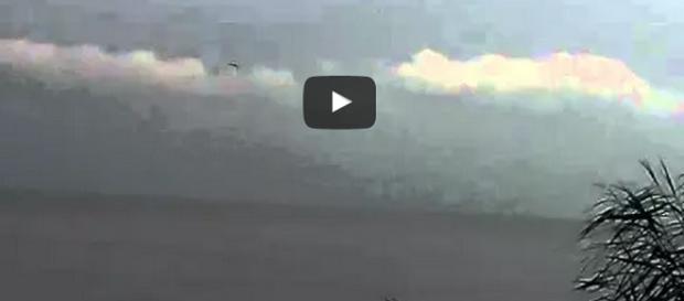 UFO in Turchia (Secureteam10/Gundem Bursa/YouTube)