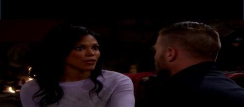 Maya confessa a Rick il suo segreto