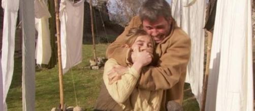 Rita muore uccisa da Doroteo, Isidro di malattia